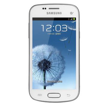 三星(SAMSUNG)S7568 3G手机(白色)TD-SCDMA/GSM