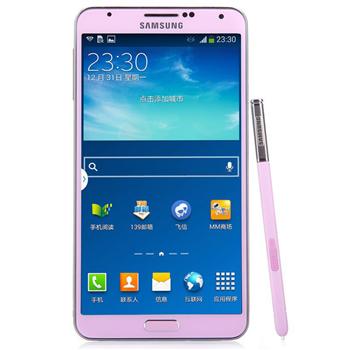 三星(SAMSUNG) Galaxy Note 3 N9008 3G手机(粉色) TD-SCDMA/GSM