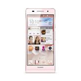 华为 Ascend P6-T00 3G手机(粉色)TD-SCDMA/GSM