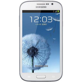 三星(SAMSUNG)I9128 3G手机(白色)TD-SCDMA/GSM