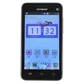 酷派(Coolpad)8150D 3G手机(黑色)