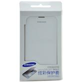 三星 Galaxy NoteII EFC-1J9FWEGCHN 炫彩保护套 适用于三星N7100/N7108 白色