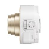 索尼(SONY) DSC-QX10 镜头式数码相机 白色