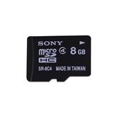 索尼(SONY)8G TF(Micro SDHC)存储卡(Class4)