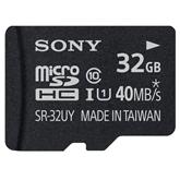 索尼(SONY)32G TF(MicroSDHC)UHS-1高速手机存储卡(Class10)40M/S