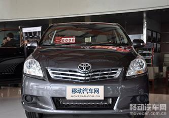 2012款豐田逸致180V CVT至尊版