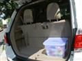 丰田汉兰达2012款3.5 四驱 至尊版 7座车厢座椅