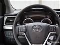 丰田汉兰达2015款2.0T 四驱至尊版 7座中控方向盘