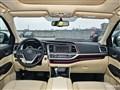 丰田汉兰达2015款 3.5L 四驱至尊版 7座中控方向盘