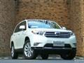 丰田汉兰达2012款3.5 四驱 至尊版 7座车身外观