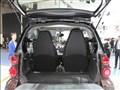 SMART FORTWO2013款1.0 MHD 硬頂巧克力特別版車廂座椅