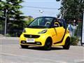 SMART FORTWO2013款1.0 MHD 敞篷城市游俠特別版車身外觀