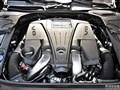 奔馳S級2014款S500L其他細節