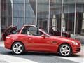 進口奔馳-奔馳SLK車身外觀