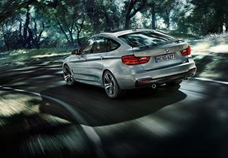 全新BMW3系GT开始预定 开启想象的空间