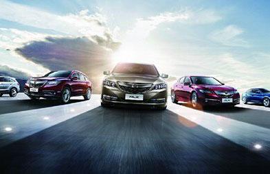 Acura豪华阵容将登陆2015绵阳国际车展