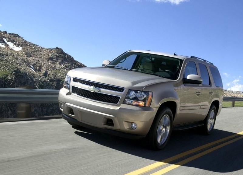 2013版雪佛兰塔荷 新时代SUV的标杆高清图片