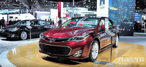 总结:从近来丰田发布新锐志,新花冠等一系列新车不难看出,丰田正