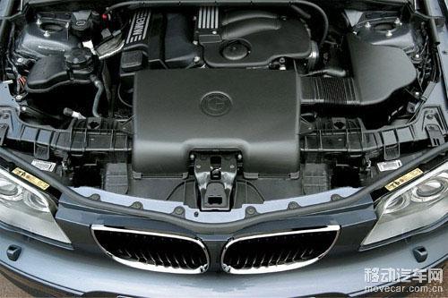 宝马1系发动机