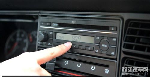 大众cd机按键功能图解