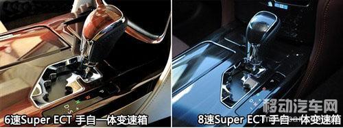 丰田全新皇冠变速箱图片