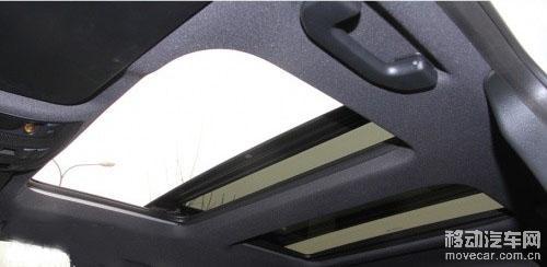 全新奔驰b200全景天窗高清图片