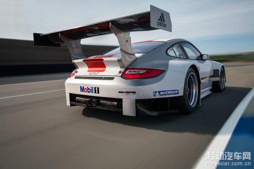 2013款保时捷911 gt3 r赛车 与时俱进