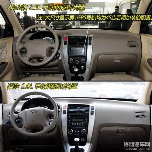 现代2013款途胜 汽车新闻 移动汽车网 -注入更多时尚元素 北京现代高清图片