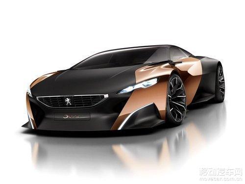 标致多款新车亮相上海车展 标致301首发高清图片