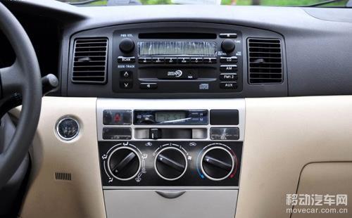 比亚迪f3收音机电路图