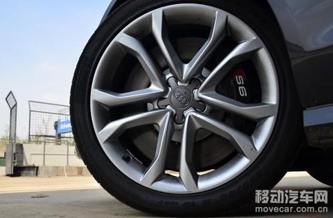 奥迪S6轮胎