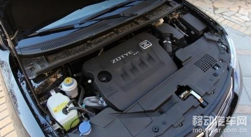 2013款众泰z300发动机