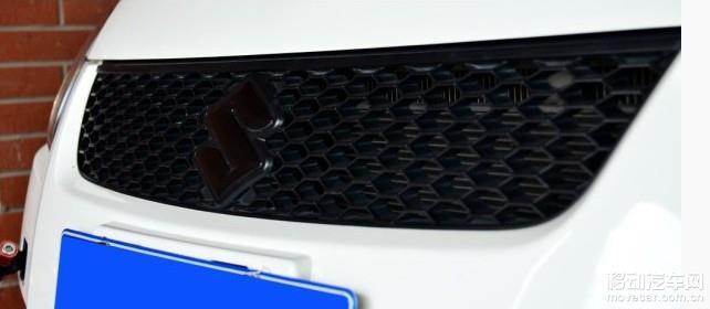 实拍改装长安铃木雨燕 排量提高至1.8升高清图片
