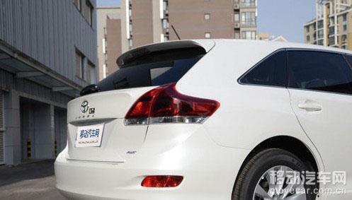 全新丰田威飒购买指南 首选四驱豪华型