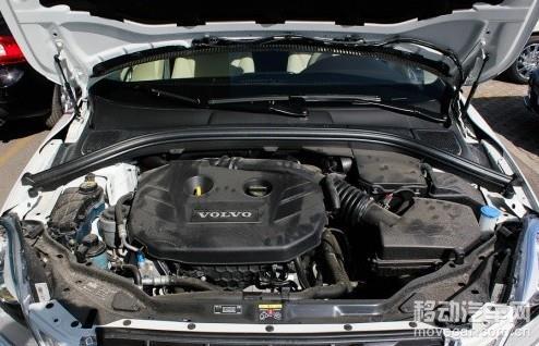 沃尔沃XC60 T6版发动机