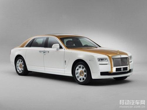 加长版和劳斯莱斯幻影的特别版车型,此外全新魅影也会同期首次亮相