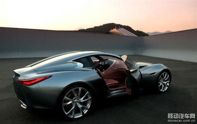 英菲尼迪预推四门轿跑车 或将2017年发布