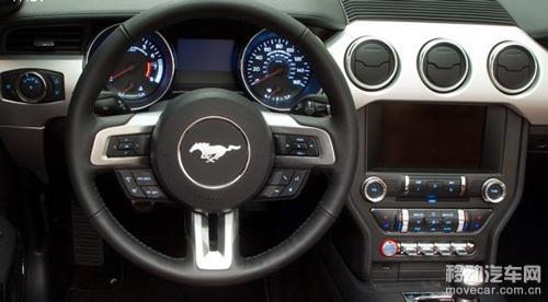 第六代福特野马深度评测 2015年引入
