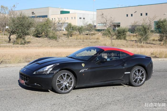 2015款法拉利california将使用玛莎拉蒂发动机高清图片