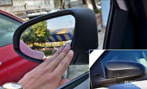 丰田威驰1.3l手动超值版外后视镜