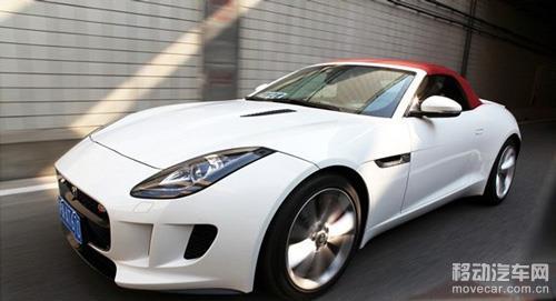 捷豹f-type的高性能版车型.   s,在去年就已经于国外发布.起高清图片