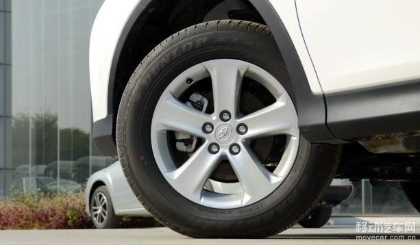 最低配丰田rav4评测 超高性价比
