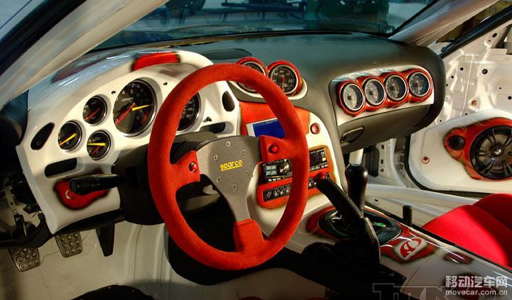 搭配上,那么汽车内饰仪表盘的改装又有什么值得注意