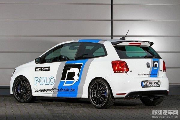 treet推出大众Polo改装版高清图片