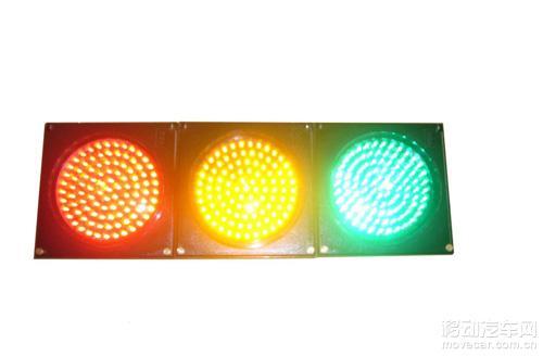 怎样轻松识别道路交通信号灯?