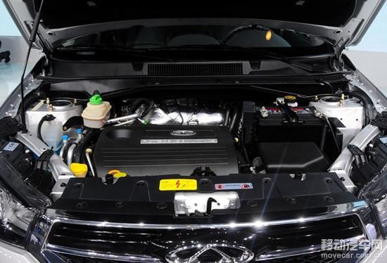 奇瑞瑞虎3 发动机