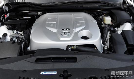 丰田皇冠 发动机