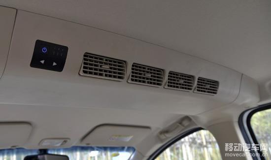 开瑞皮卡车空调电路图