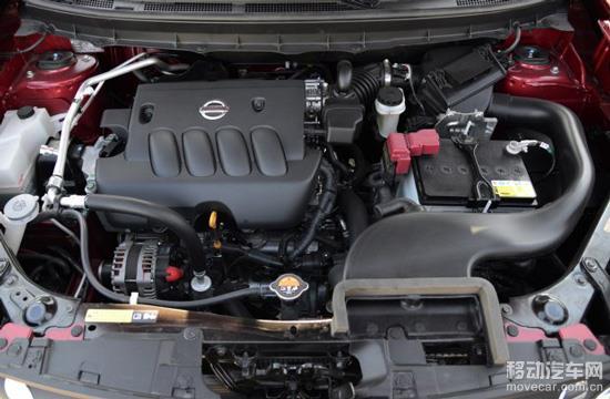 东风风度MX5发动机高清图片