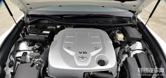 一汽丰田新一代皇冠 发动机